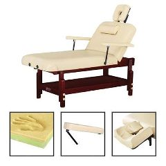 Master Massage Equipment Spa Master Stationary Massage Table