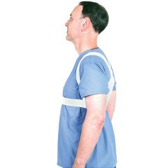 AliMed ShouldersBack Posture Strap - Shoulder Positioner