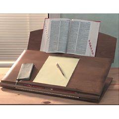AliMed Ergo Desk Classic Series , Walnut