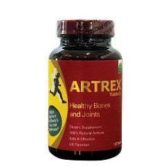 Bioved Pharmaceuticals, Inc. Artrex Healthy Bones & Joints Supplement -120 Tablets