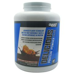 Giant Sports Products Delicious Protein - Delicious Peanut Butter Chocolate Shake