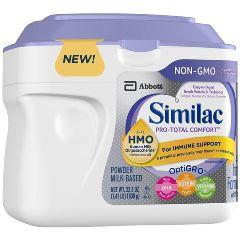 Similac Pro-Total Comfort Non-GMO with 2'-FL HMO Infant Formula 22.5 oz.