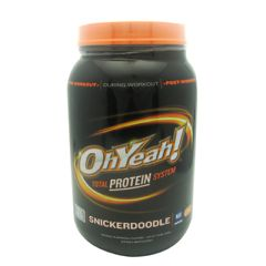 ScripHessco ISS OhYeah! Protein Powder - Snickerdoodle