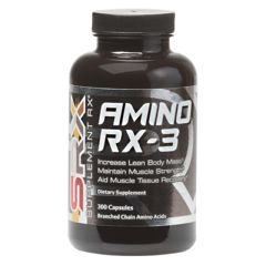 SUPPLEMENT RX Amino Rx-3