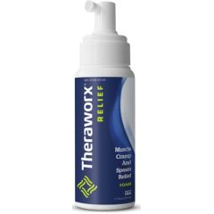 Theraworx® Relief Muscle Cramps & Spasms