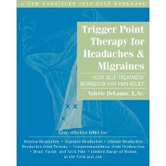 New Harbinger Publications Trigger Point Therapy For Headaches And Migranes