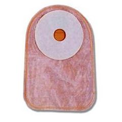 Coloplast Non-Convex Standard Wear 1-Piece Closed Ostomy Bag- Maxi