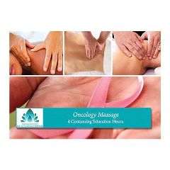 Castine Consulting Oncology Massage: 4 Continuing Education Hours