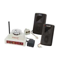 Silent Call Communications Silent Call Sidekick Receiver Phone/Doorbell Notification System