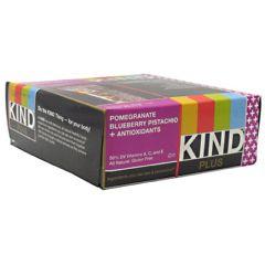 Kind Snacks Kind Plus - Pomegranate Blueberry Pistachio + Antioxidants