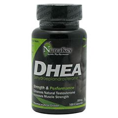 Nutrakey DHEA Sport Performance 100 Capsules 50mg