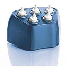 Rich-Mar Pure Gel 5 Bottle Electric Lotion Warmer - Metallic Blue