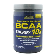 MHP BCAA 10X Energy - Lemonade