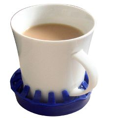 "Dycem Non-Slip Molded Cup/Can/Glass Holder (3-1/2"" Diameter)"