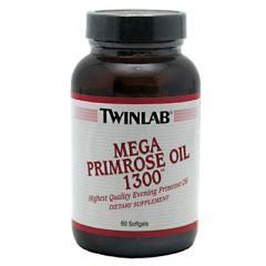 TwinLab Mega Primrose Oil 1300
