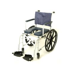 Invacare Mariner Rehab Shower Commode Wheelchair