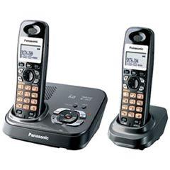 Panasonic Expandable Digital Cordless DECT 6.0 Phone System