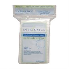 Intrinsics Cotton Esthetic Wipes 2'X2'