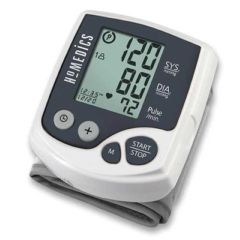 HoMedics Wrist Blood Pressure Monitor with Smart Measure Technology
