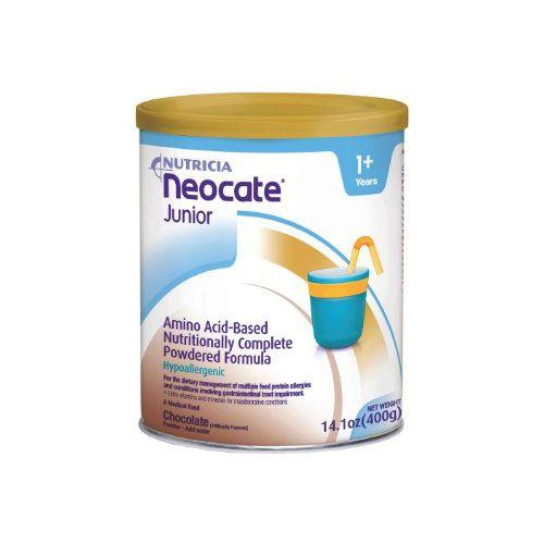 Nutricia North America Neocate® Junior Nutrition Chocolate Powder, 14 oz Can Model 171 0267