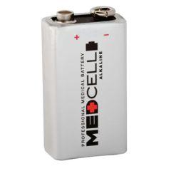 Medline Medcell Alkaline Battery - 9V - B