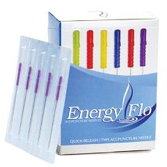 Medical Technology Products Energy Flo J Type Needles - 100Ct