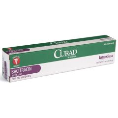 CURAD Bacitracin Ointment with Zinc