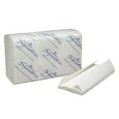 "Signature C Fold Paper Towel - 10 1/4"" x 3 1/4"""