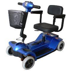 Zip'r 4 Wheel Leisure Travel Scooter
