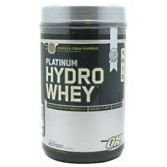 Platinum Optimum Nutrition Platinum Hydrowhey - Cookies & Cream Overdrive