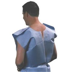 TIDI Products Blue Examination Capes