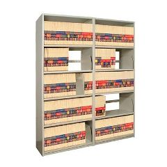 Datum Filing Systems, Inc Datum 4Post Shelving Units - Adder