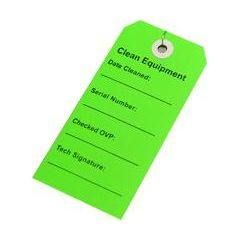 Elkay Plastics Equipment Tags