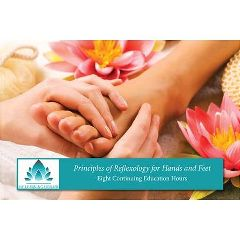 Castine Consulting Principles Of Reflexology 8 CE Hours