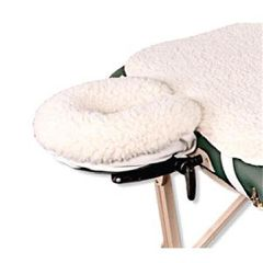 NRG Fleece Face Rest Pad Natural