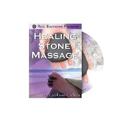 Real Bodywork Healing Stone Massage Dvd Vol 1