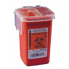 SharpSafety Phlebotomy Container - 1 quart