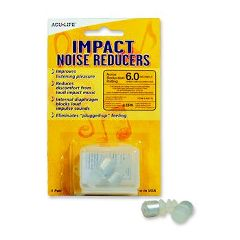 Acu-Life Impact Noise Reducers - Ear Plugs