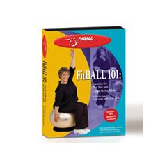 FitBALL 101: Plus Size and Under Active Adults - DVD