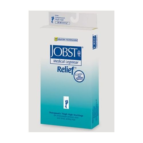 Jobst Compression Stockings Relief Thigh-high Model 708 575918 07