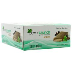 BNRG Power Crunch - Chocolate Mint