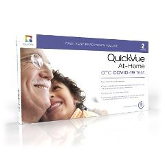QuickVue® Antigen Test At-Home OTC COVID-19 Test