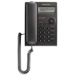 Panasonic Feature Phone W/ Caller Id Black