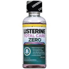 Listerine Total Care Zero Mint Mouthwash