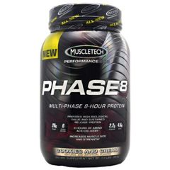 Performance Series MuscleTech Performance Series Phase 8 - Cookies and Cream