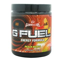 Gamma Labs G Fuel - Peach Mango