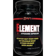 S.A.N. Nutrition Element - Hypersonic Supercarb