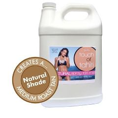 Extended Vacation Touch Of Tahiti Sunless Spray Solution 1 Gallon