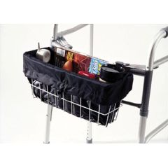 Homecare Walker Basket Liner Organizer