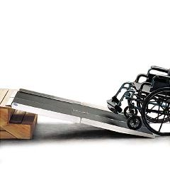 Invacare Folding Wheelchair Ramp - Single Fold